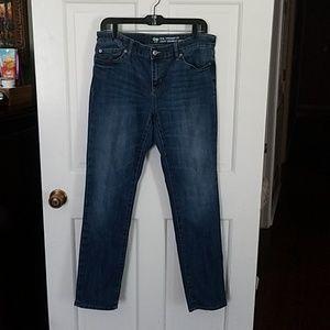 GAP Straight Fit Denim Jeans 10
